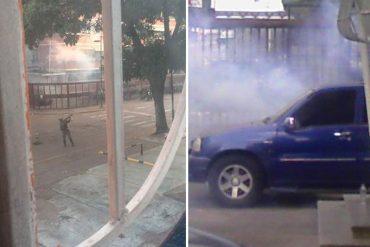 ¡LAMENTABLE! Anciana murió por inhalación de gases lacrimógenos en Bello Monte