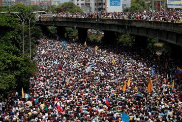 ¡UN GENTÍO! Meganálisis: Marchas opositoras de este 19A convocaron 6 millones personas