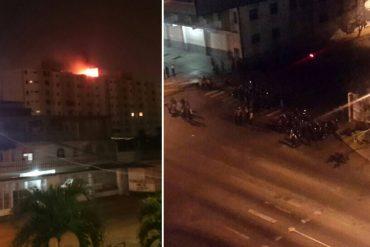 ¡ÚLTIMA HORA! Represión de la GNB en la urbanización Sucre de Barquisimeto dejó un muerto
