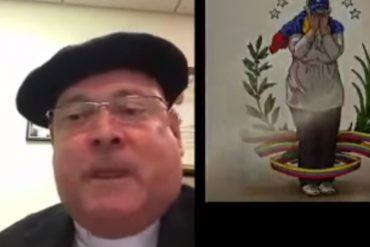 """¡CLARO Y DIRECTO! Padre Pedro Freites hace llamado a la resistencia y pide a la FANB """"definirse"""" (+Video)"""