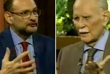 ¡CREANDO DISCORDIAS! Oscar Schemel: Lorenzo Mendoza podría ser una opción para representar a la oposición
