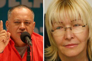 ¡PICADÍSIMO! Cabello a la oposición: A Luisa Ortega Díaz: se la regalamos con lazo y todo