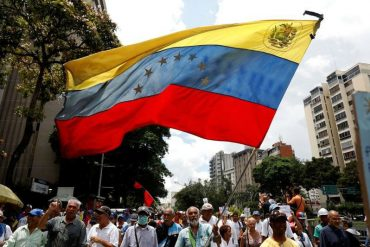 ¡CALLE Y MÁS CALLE! La oposición marchará este 13May en todo el país (+Puntos de salida y llegada)