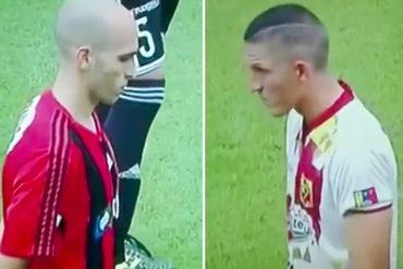 ¡EJEMPLAR! El árbitro sonó el pito y los jugadores no se movieron en homenaje a víctimas de la dictadura (+Video)