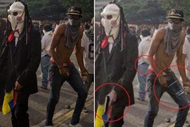 """¡MÍRALO! El montaje chimbo con el que el régimen quiere hacer ver a la oposición como """"terrorista"""""""