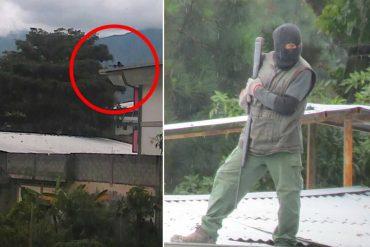 ¡A RODARLOS! Los colectivos armados que dispararon en Mérida y que niega Néstor Reverol