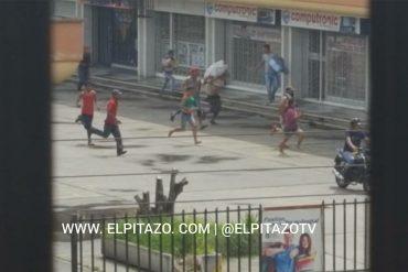 ¡ATENCIÓN! Reportan saqueos y situación irregular en el estado Barinas (+Fotos)