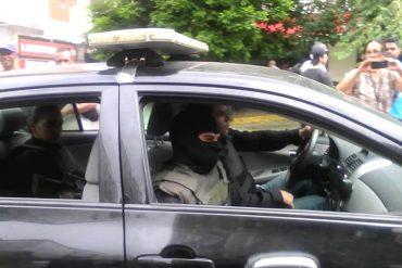 ¡ATACA EL RÉGIMEN! Sebin detuvo en Naguanagua a sobrino de excomandante de la 41 Brigada Blindada