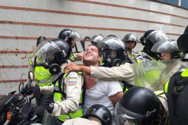 ¡QUÉ HORROR! Al profesor Sergio Contreras le imputaron tres delitos militares: Estará en Ramo Verde