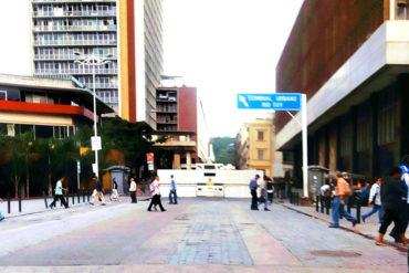 ¡MIEDO A LA PROTESTA! La Guardia Nacional cerró todos los accesos al CNE #29Jun