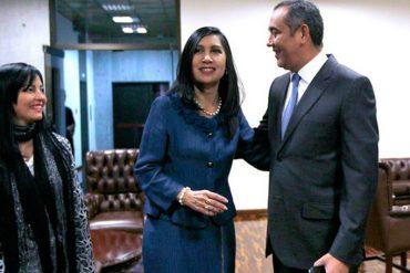 ¡ENTÉRATE! Con fotos aseguran que Gladys Gutiérrez se reincorporó al TSJ (+Saludo a Maikel Moreno)