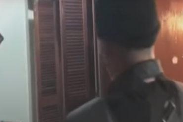 ¡VEA! Allanaron residencia de Oscar Pérez y esto fue lo que hallaron (+Video)