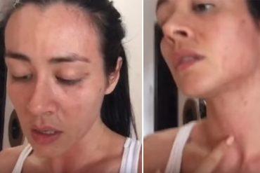 ¡AQUÍ LO TIENES! Diosa Canales rompe el silencio sobre la pelea con Osmariel Villalobos (+Video)