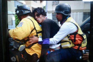 ¡GRAVE! 1 herido y 3 detenidos dejó enfrentamiento entre PNB y manifestantes en El Trigal