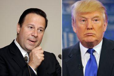 ¡LO ÚLTIMO! Presidente de Panamá y Donald Trump hablarán sobre Venezuela este lunes en Washington