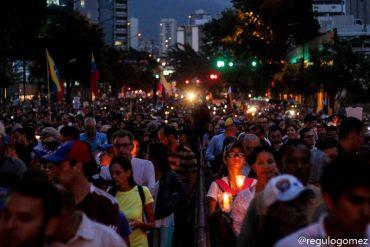 ¡HONOR AL CAÍDO! Oposición convocó movilización para este martes hasta el lugar donde cayó Fabián Urbina