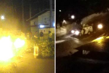 ¡URGENTE! Tensa situación en Caricuao: Tanquetas intentan entrar a edificios, colectivos disparan (Videos)