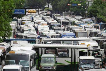 ¿A ESTO LLAMAN LIBERTAD? Inhabilitarán licencia a quienes se sumen al paro de transporte en Maracaibo