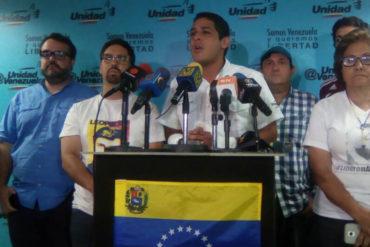 """¡SEPAN! Oposición llama a trancar las calles este viernes y a """"parar"""" el país de 12:00 pm a 2:00 pm"""