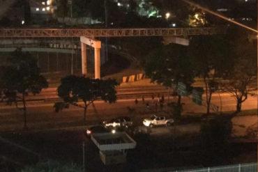 ¡LAMENTABLE! Mataron al adolescente Jean Carlos Aponte (16) en protesta en Petare este 26J