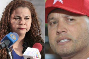 """¡EXPLOSIVO! Filtran conversación en la que Iris Varela negociaba traslado de presos con pranes y """"el Potro"""" (+Audio)"""