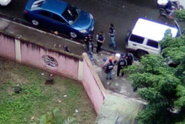 ¡ATENCIÓN! Denuncian que camionetas no identificadas se llevaron a jóvenes de Caricuao