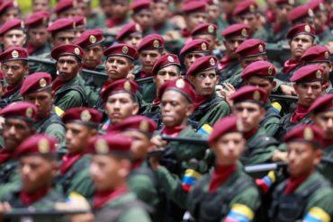 ¡AY PAPÁ! Alzamiento militar demostró quién es el que verdaderamente manda en la FANB