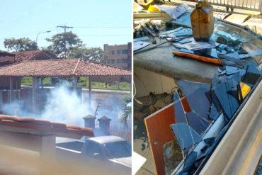 ¡MÁS REPRESIÓN! GNB atacó casas en Isla Dorada, Puerto Ordaz, este #26Jul