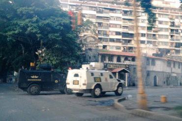 ¡LO ÚLTIMO! Reportan dos heridos de bala y varios detenidos en El Paraíso