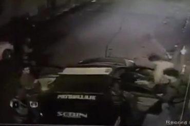 ¡SE LO MOSTRAMOS! Así el Sebin sacó a Leopoldo López de su casa durante la madrugada (Video)