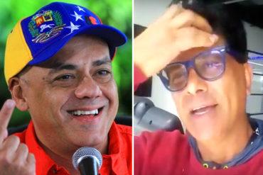 "¡DURO! Franklin Virgüez explotó a Jorge Rodríguez: ""Ojalá no te encuentre en México, ladrón, rata, hipócrita, falso""(+Video)"