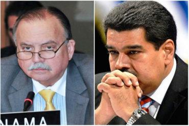 ¡DE FRENTE! Guillermo Cochez acusa a Santos de ocultar que Maduro es colombiano (+Video)
