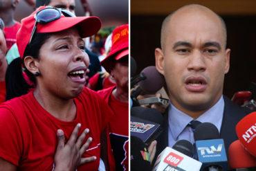 ¡TANTO AMOR CONFUNDE! Héctor Rodríguez: Quiero ser el gobernador del corazón de los mirandinos