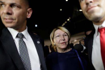 ¡VA CON TODO! Luisa Ortega denunciará al gobierno de Maduro ante la Corte Penal Internacional (y lleva pruebas)