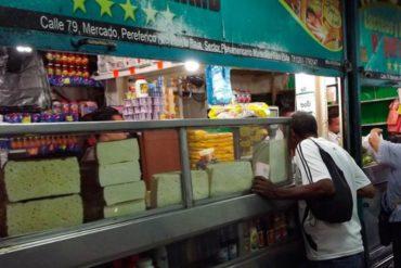 ¡GOLPE AL BOLSILLO! Comerciantes no esperan los anuncios económicos de Maduro: así subieron los precios de carne, queso y leche