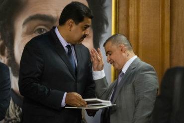 ¡JALA MECATE! El halago que lanzó Maduro al fiscal usurpador Tarek William Saab
