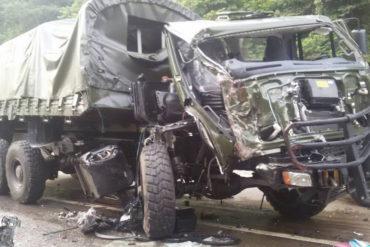 ¡ENTÉRESE! Falleció sargento de la GNB tras colisión en autopista Puerto Cabello Valencia