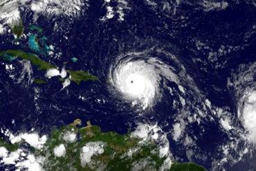 ¡ALERTA! Tormenta María tendrá efectos indirectos en Venezuela en la próximas horas (podría convertirse en huracán)