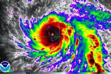 ¡PREVENIDOS! Reverol: Huracán María ocasionará fuertes precipitaciones en el país