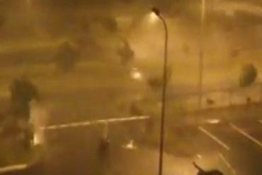 ¡VEAN! Impactantes videos muestran la furia del huracán María a su paso por la isla de Dominica