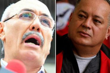 """¡GOLPE BAJO! Cabello acusa a Ismael García de ser el """"pran de los pranes"""" que dirige la banca """"Tren de Aragua"""""""