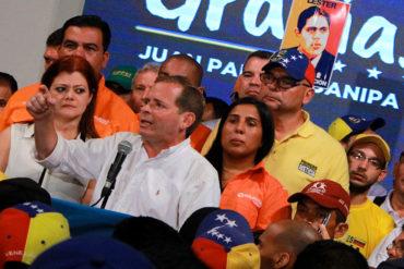 ¡ENTÉRESE! Extraoficial: Guanipa habría vencido a los Rosales en primarias de la Unidad en el Zulia
