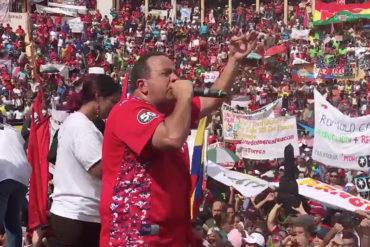 ¡ASÍ LO DIJO! Marco Torres: Juro por mis padres sordos que en Aragua vamos a arrasar el #15Oct (+Video)