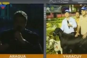¿ALÓ, CORPOELEC? A Maduro se le fue la luz en plena transmisión en vivo (+Video bochornoso)