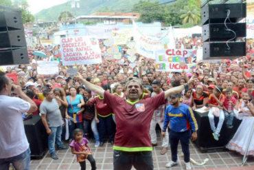 ¡QUÉ NOVEDAD! Candidatos del PSUV a las regionales usurpan funciones de gobernadores