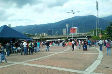 ¡SEPA! Detenidos en El Helicoide revendedores de entradas para el Caracas-Magallanes