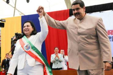 ¡VEA! Las frases más descaradas de Carmen Meléndez tras asumir la Gobernación de Lara