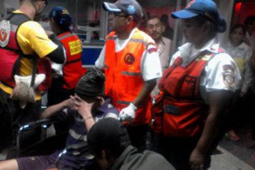 ¡RESCATADOS! Localizaron con vida a las tres personas desaparecidas en el parque La Culata