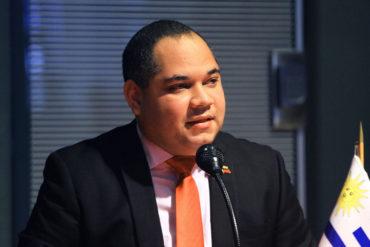 ¡LO ÚLTIMO! Senado uruguayo aprueba de forma unánime moción contra embajador venezolano