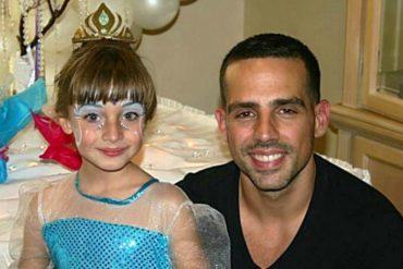 ¡CONMOVEDOR! El mensaje que dedicó Luis Olavarrieta a la hija de Mónica Spear por su cumpleaños